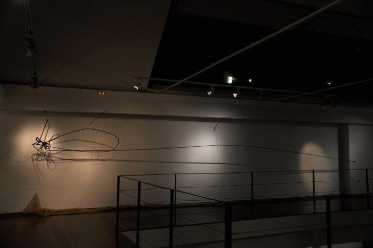 Exposición de Andrés Escrivá en la Casa del Cable