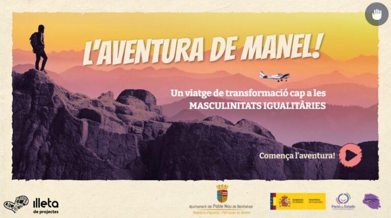Juego virtual sobre masculinidades igualitarias