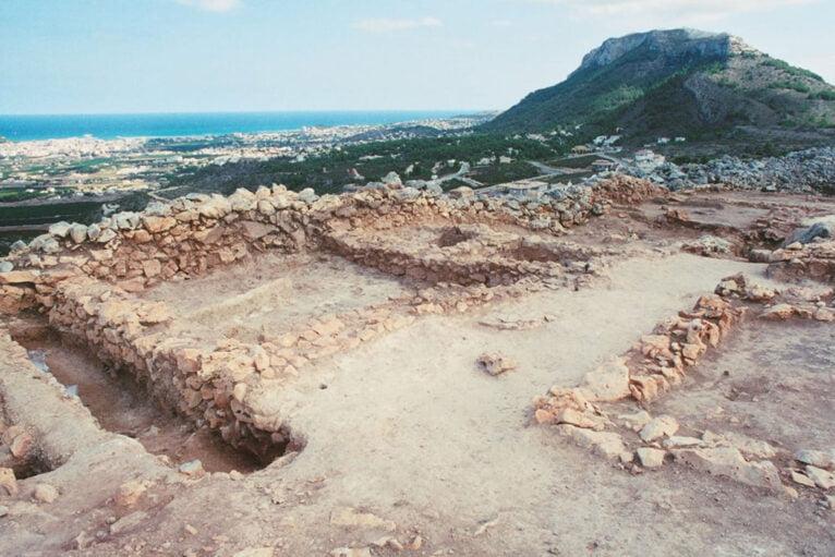 Yacimiento íbero de l'Alt de Benimaquia