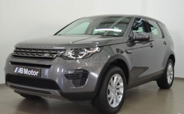 Land Rover Discovery Sport 2.0 L - AB Motor