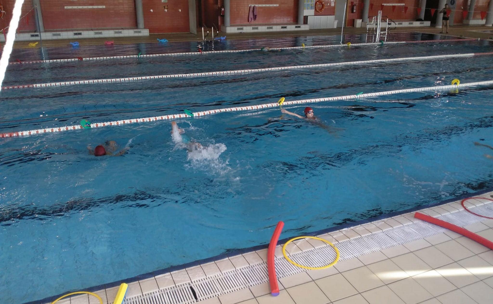Medidas de seguridad contra el COVID 19 en la práctica de la natación – Centro Deportivo Dénia