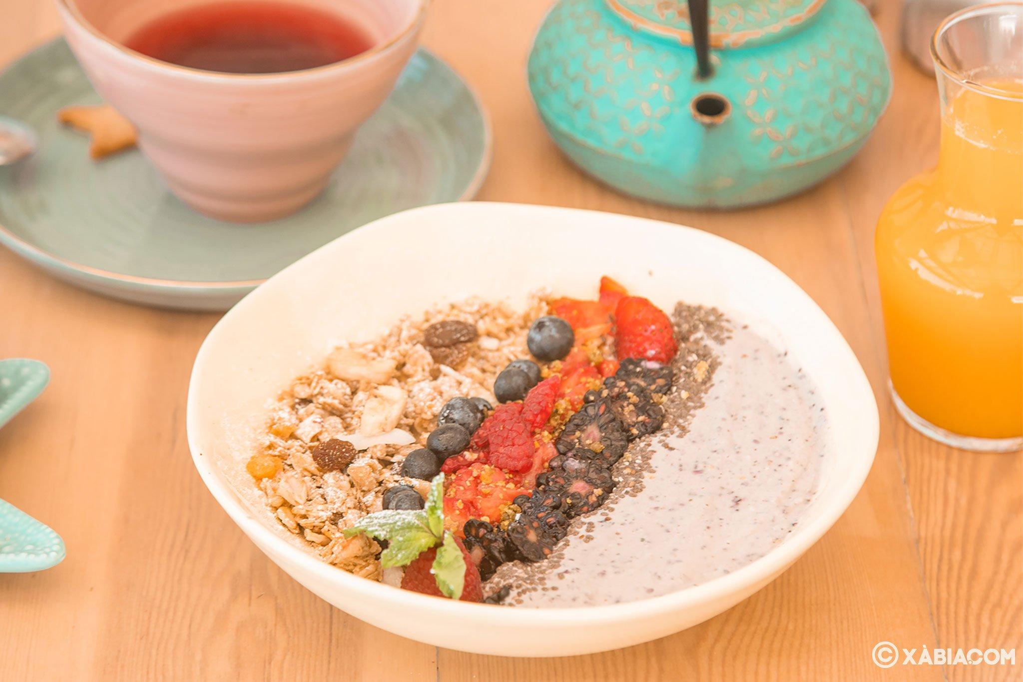 Muesli bowl – Restaurante Ammos