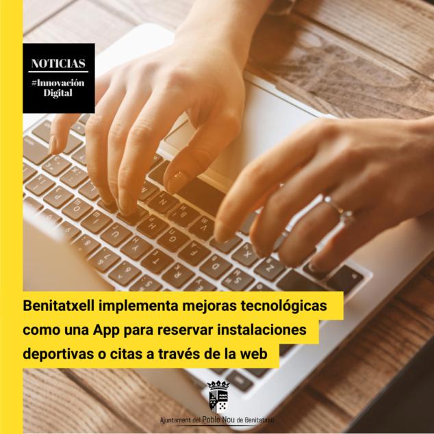 Imagen: Nueva App para la gestión municipal
