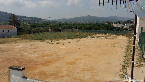 Parcela donde se ubicaría-el-nuevo-pabellón de deportes cubierto