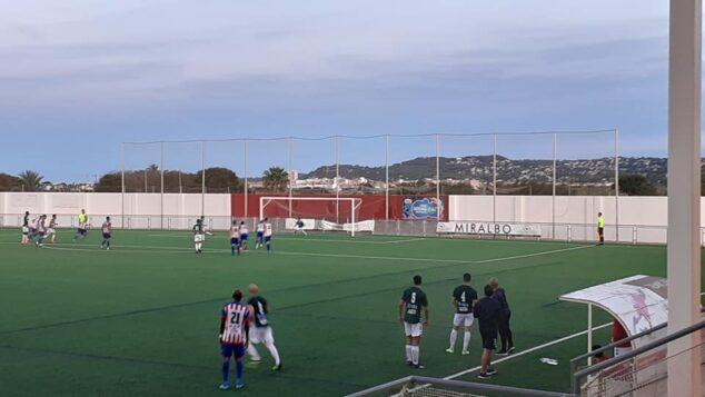 Imagen: Partido CD Jávea-FC Jove Español