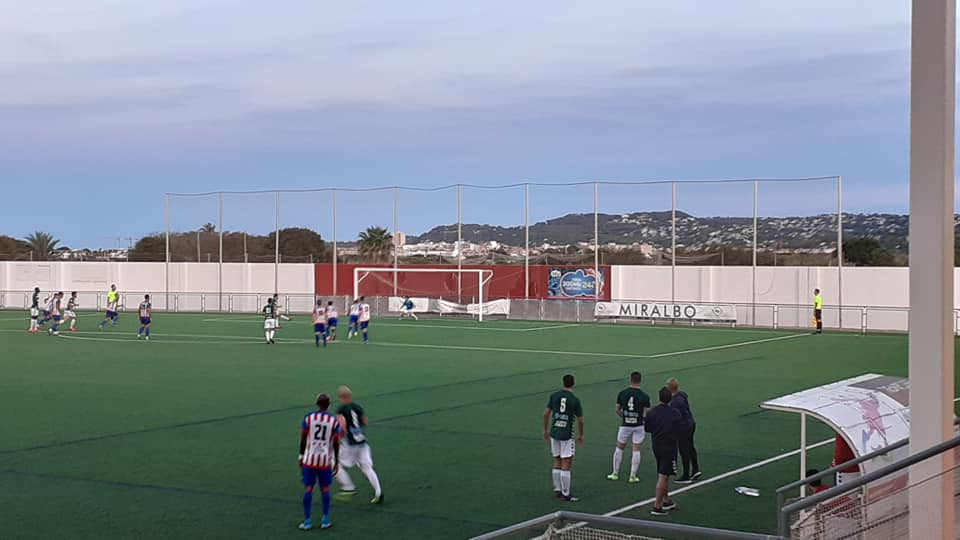 Partido CD Jávea-FC Jove Español