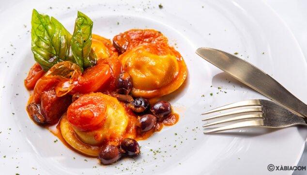 Image: Fresh pasta in Jávea - Da Giulia Restaurant