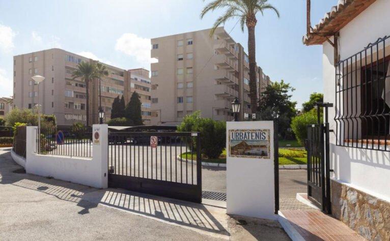 Complejo residencial de un apartamento de vacaciones en Jávea - Quality Rent a Villa