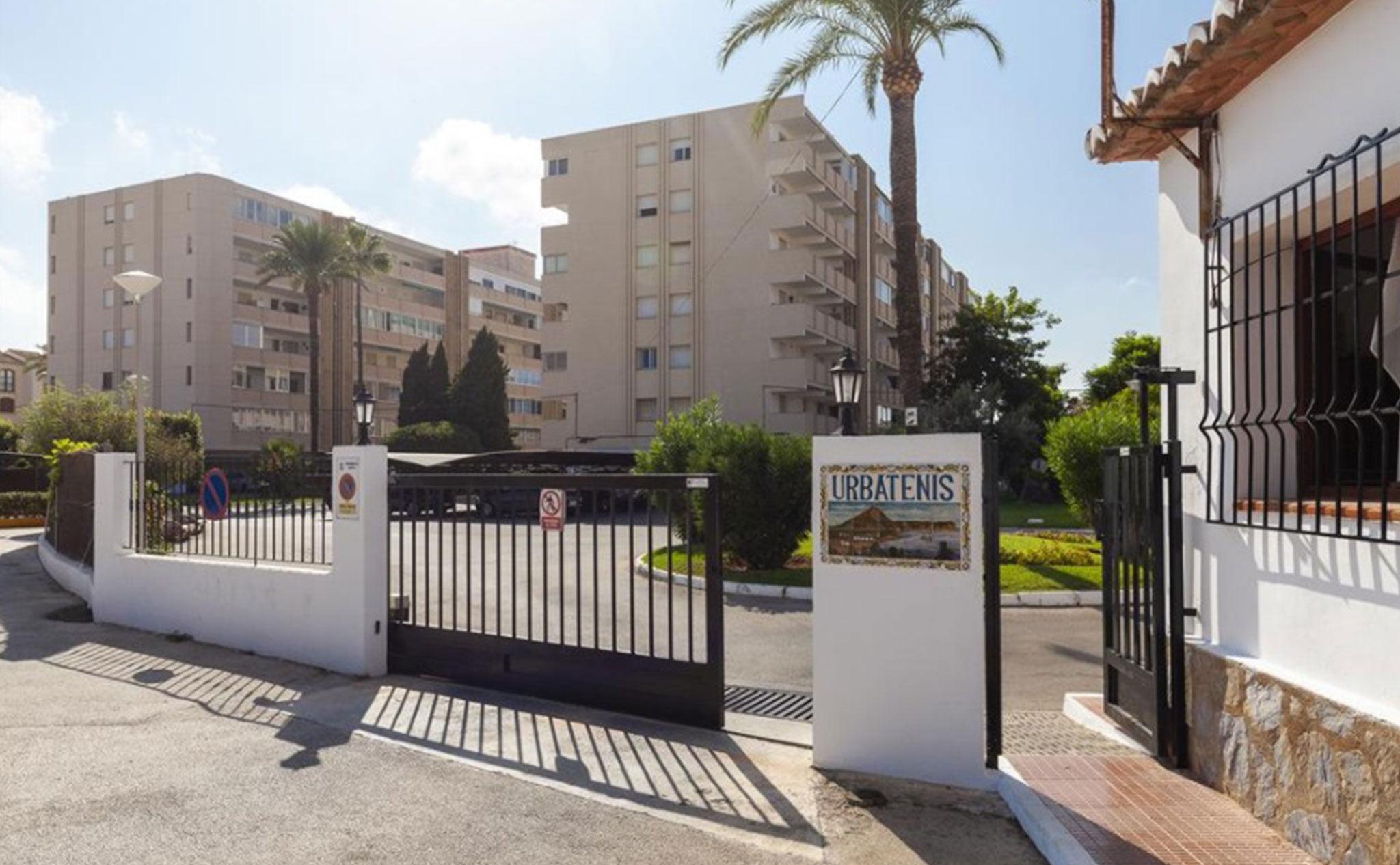 Complejo residencial de un apartamento de vacaciones en Jávea – Quality Rent a Villa