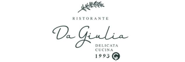 Image: Da Giulia Restaurant Logo