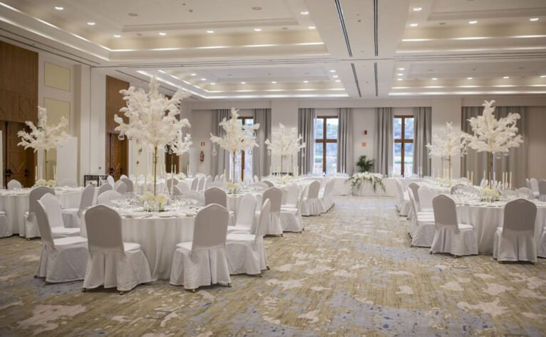 Salón en  Hotel Dénia Marriott La Sella Golf Resort & Spa