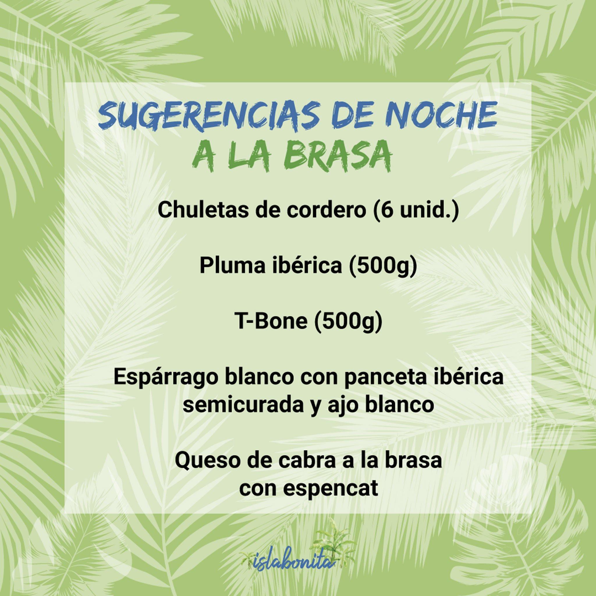 Sugerencias de noche – Isla Bonita
