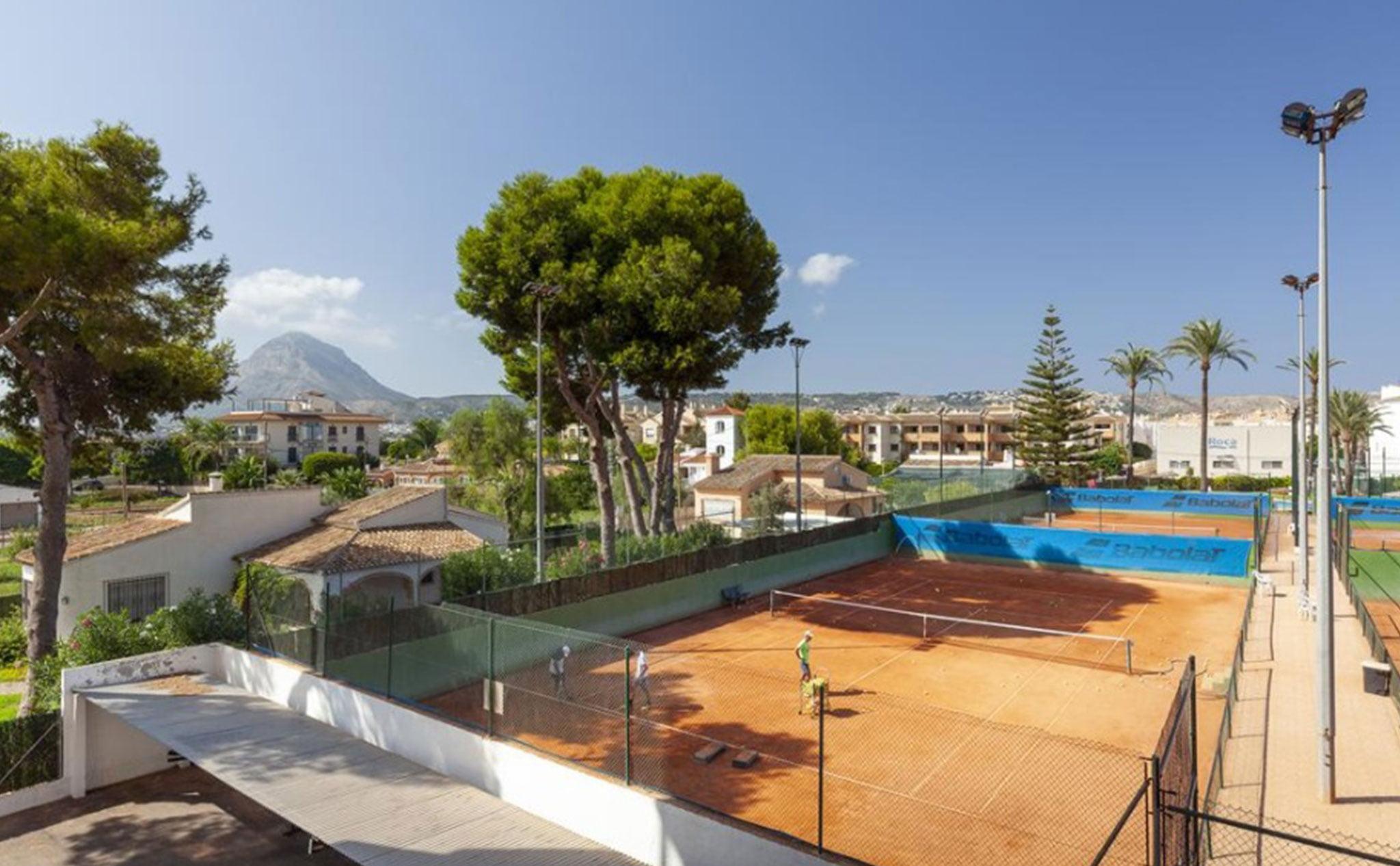 Vistas desde un apartamento de vacaciones en Jávea – Quality Rent a Villa