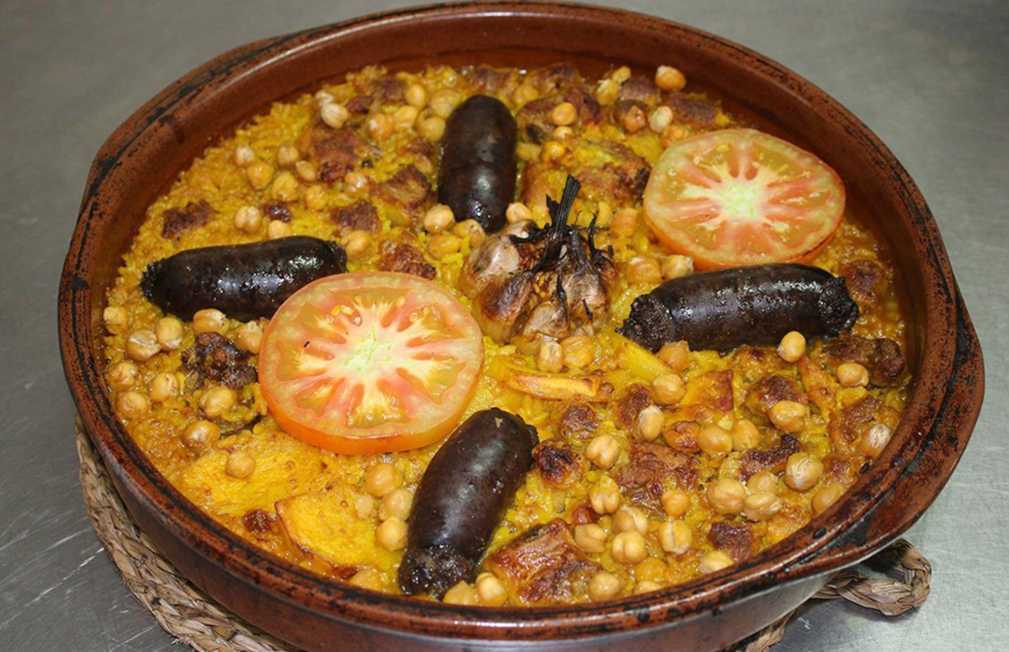 Arroz al horno para llevar en Jávea – Restaurante Trencall