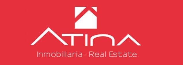 Imagen: Logotipo de Atina Inmobiliaria