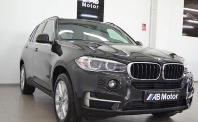 Imagen: BMW X5 xDRIVE - AB Motor