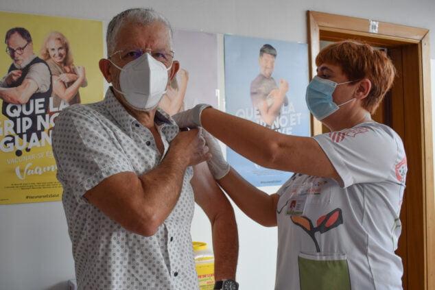 Imagen: Campaña de vacunación 2020