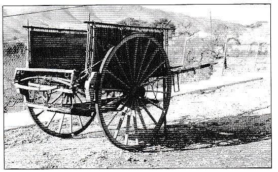 Imagen: Carro de varas de labrador