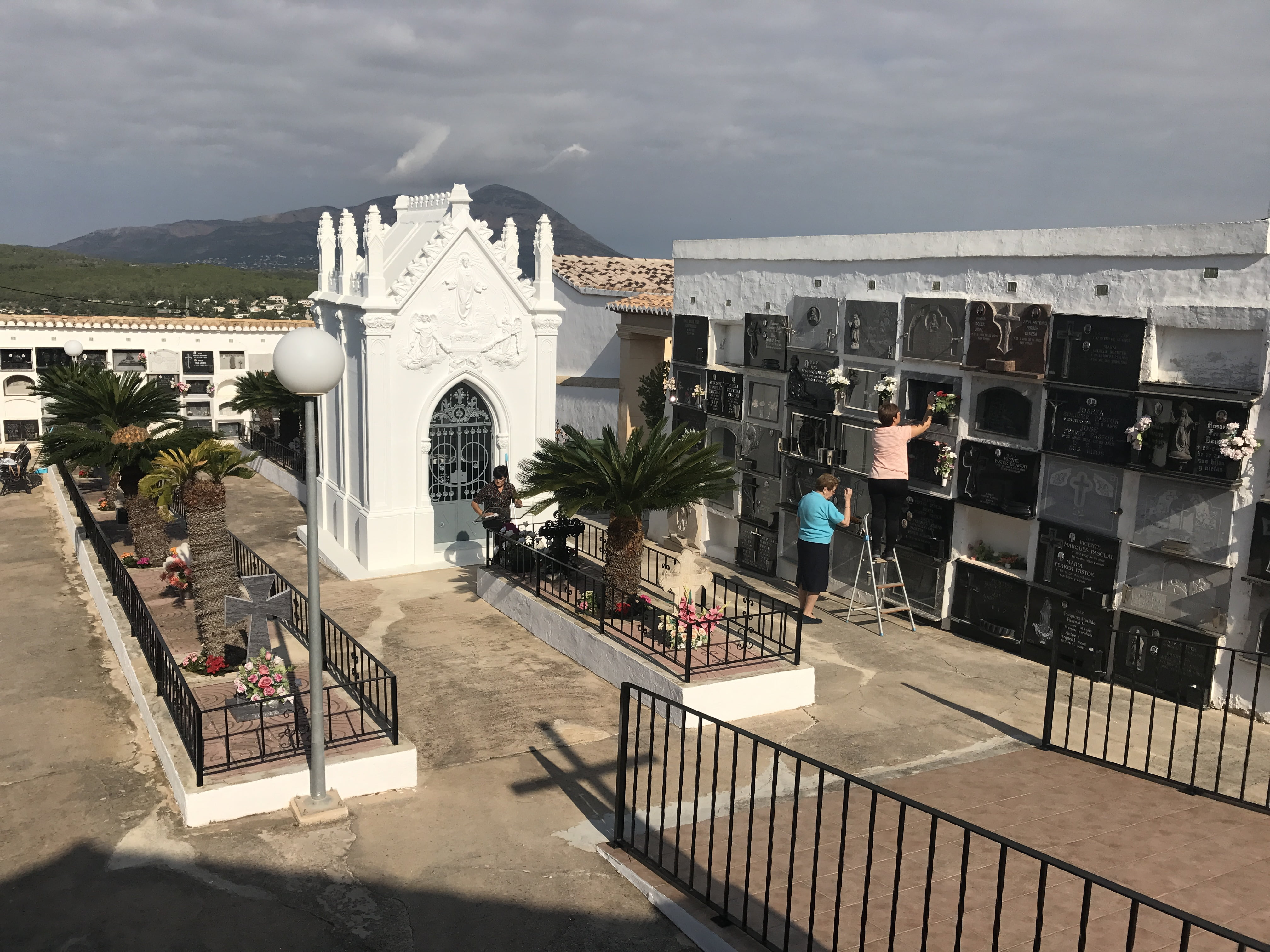 Cementerio de El Poble Nou de Benitatxell