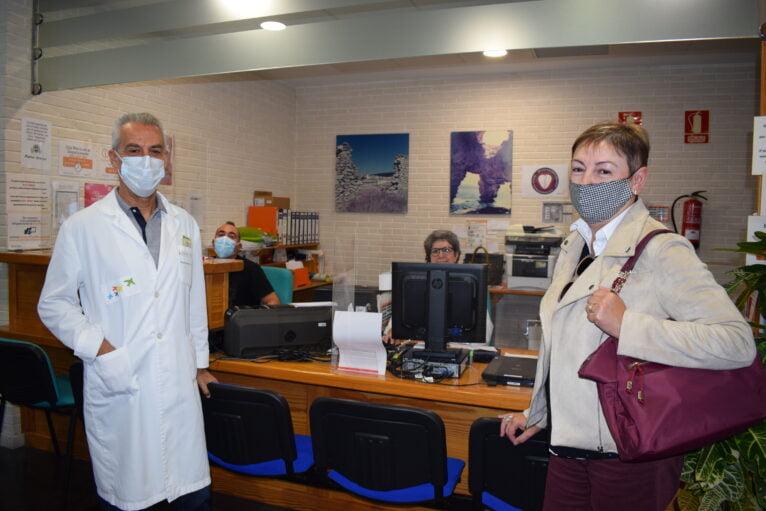 Centro de Salud de El Poble Nou de Benitatxell