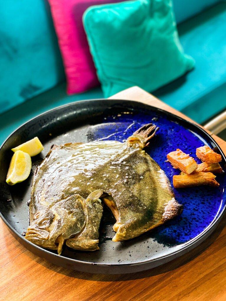 Comer pescado en Jávea - Cala Bandida