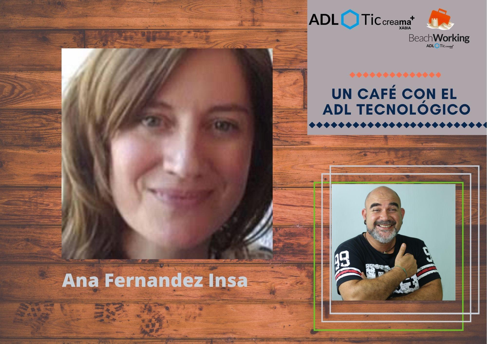 Conferencia con Ana Fernández