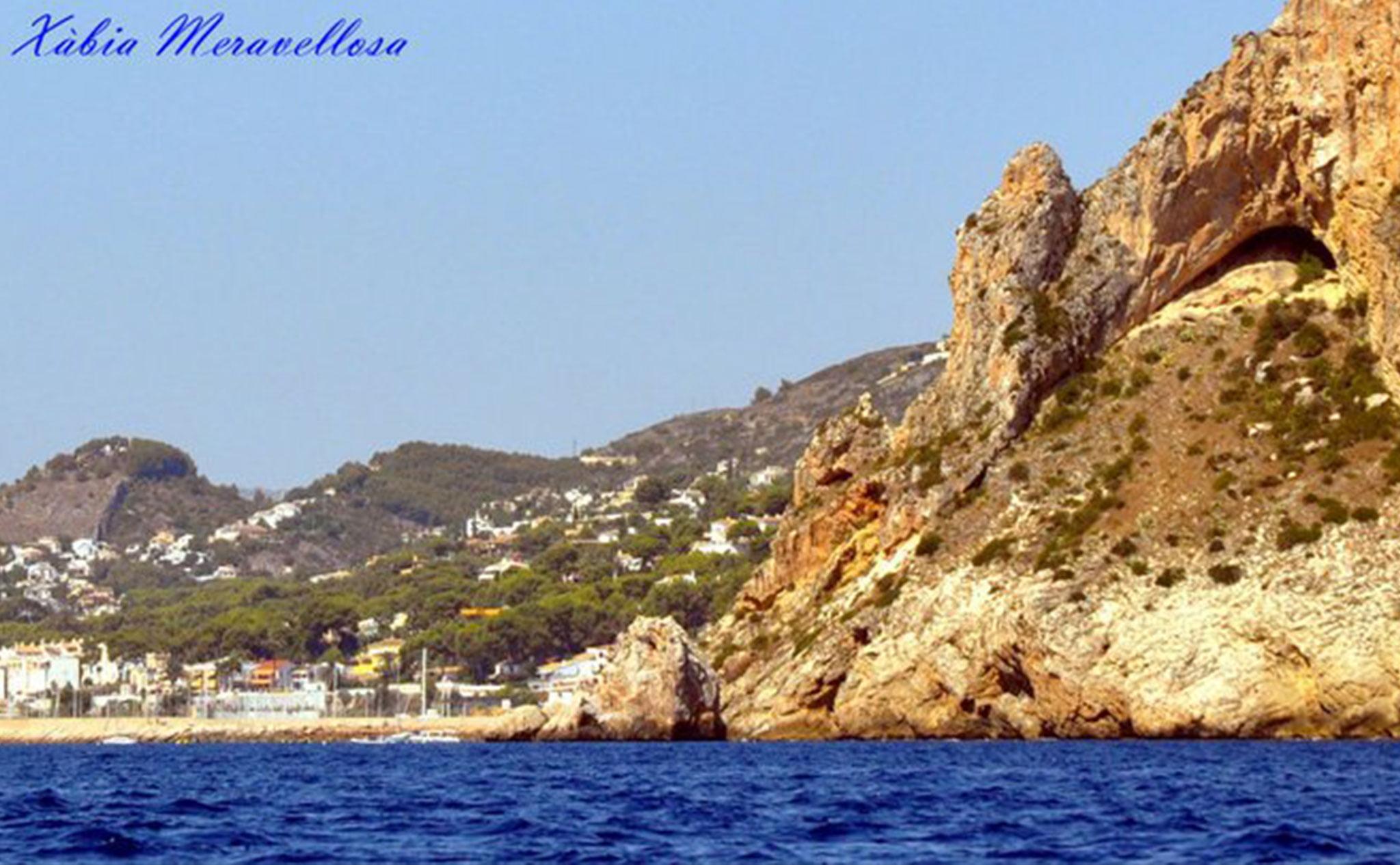 Cova santa (Imagen: Xàbia Meravellosa)