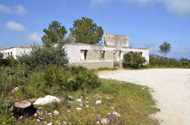 Imagen: Antiguo cuartel de carabineros de La Plana de Jávea