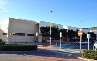 Edificio de la EOI en Xàbia