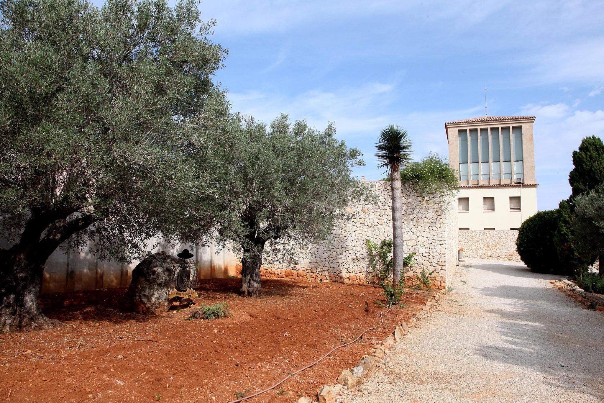 Entorno del Monasterio de la Plana de Jávea