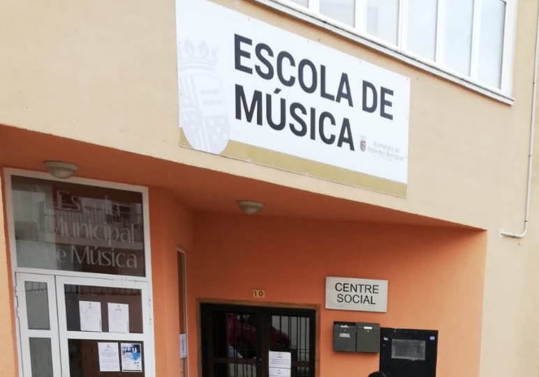 Escuela de música de El Poble Nou de Benitatxell