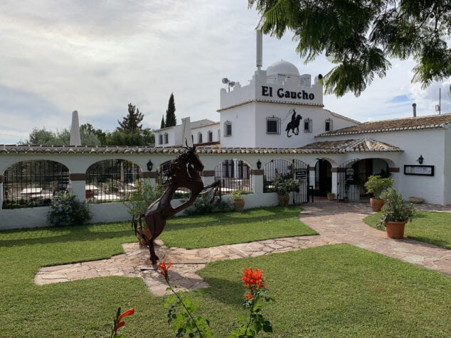 Imagen: Exterior de El Gaucho