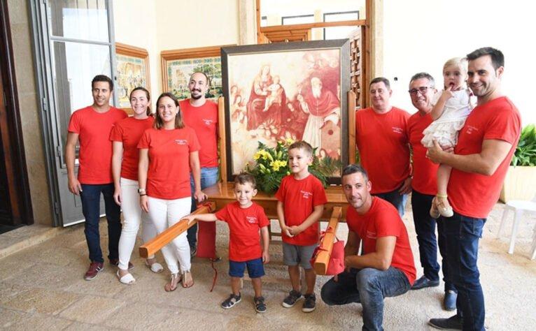 Festeros de 2019 de les Festes de La Plana de Xàbia