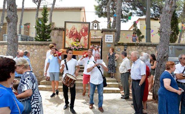 Imagen: Imagen de las fiestas de La Plana de Xàbia