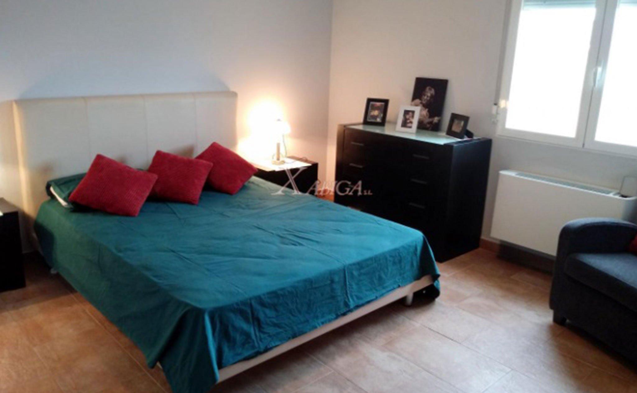 Habitación de un chalet en venta en Jávea – Xabiga Inmobiliaria