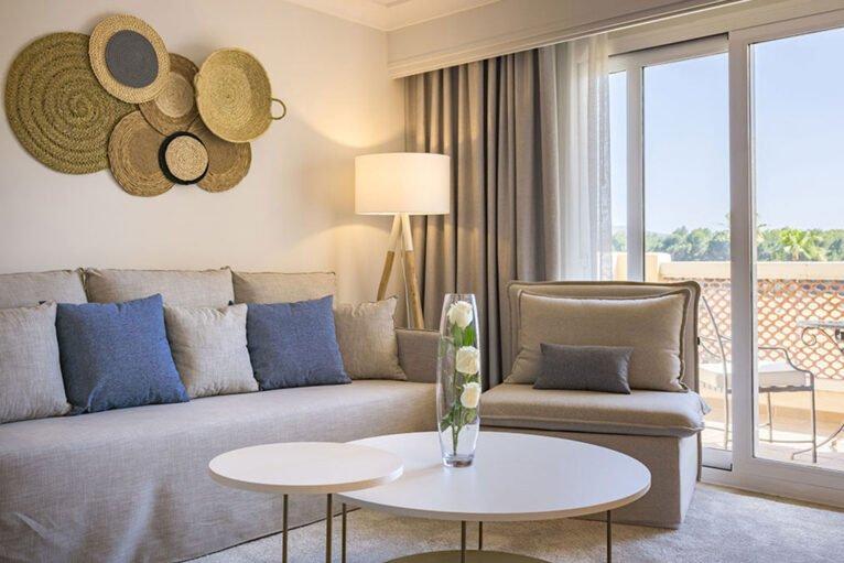 Habitación en Hotel Dénia Marriott Golf Resort & Spa