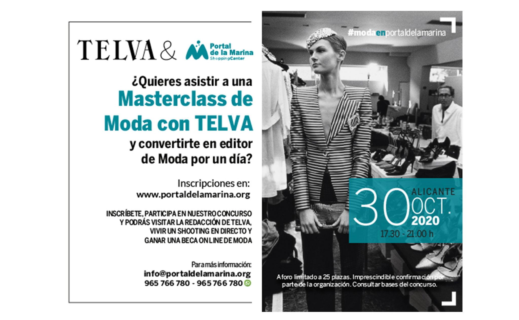 Buscan a 25 personas que quieran formarse como editores de moda, community fashion manager o estilistas – Portal de la Marina