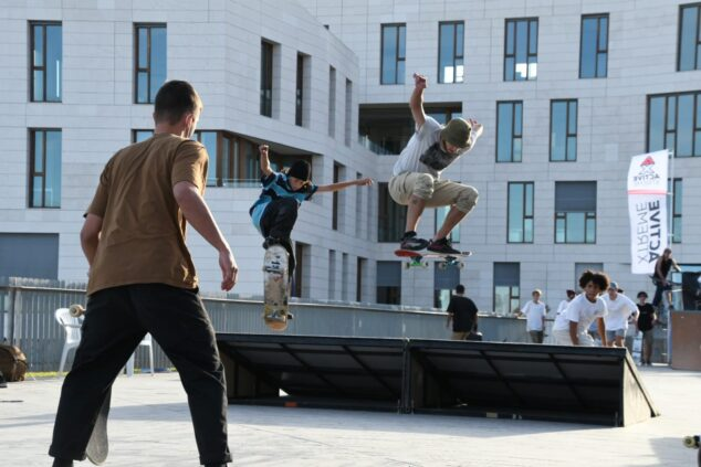 Imagen: Skate park de Xàbia