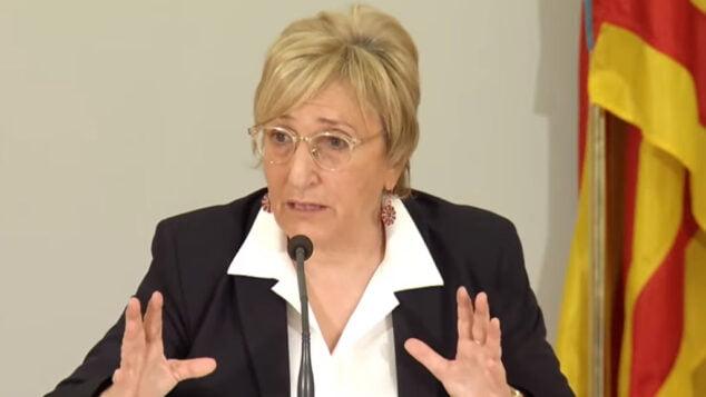 Bild: Ana Barceló, Gesundheitsministerin
