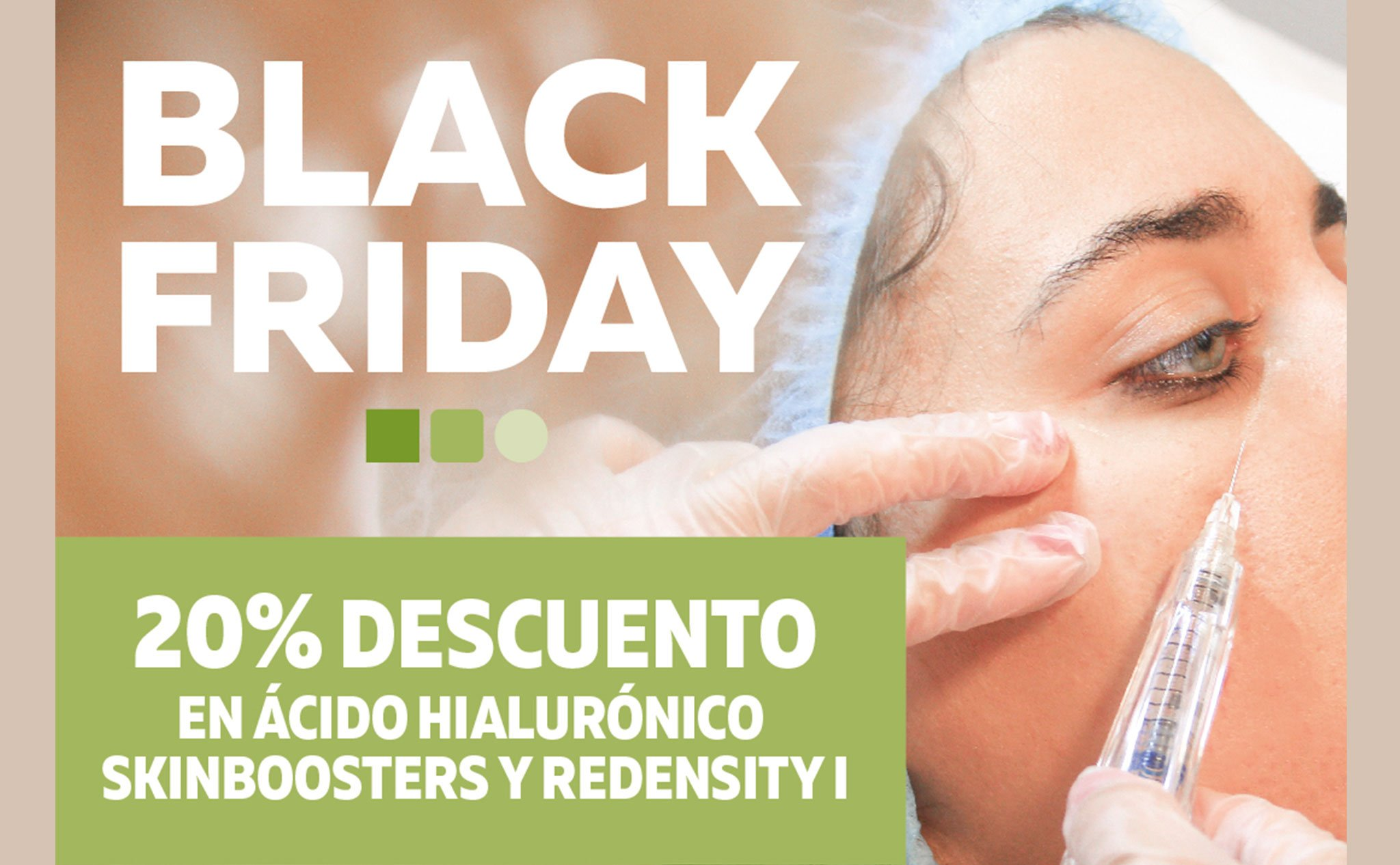 Black Friday – Clínica Estética Castelblanque