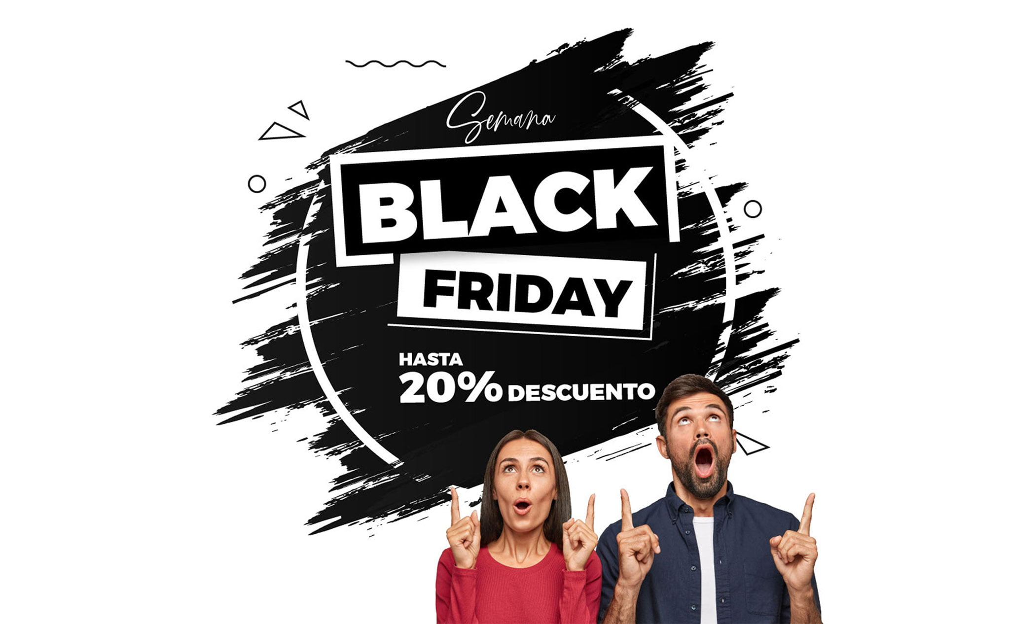 Black Friday – Electrodomésticos Pineda