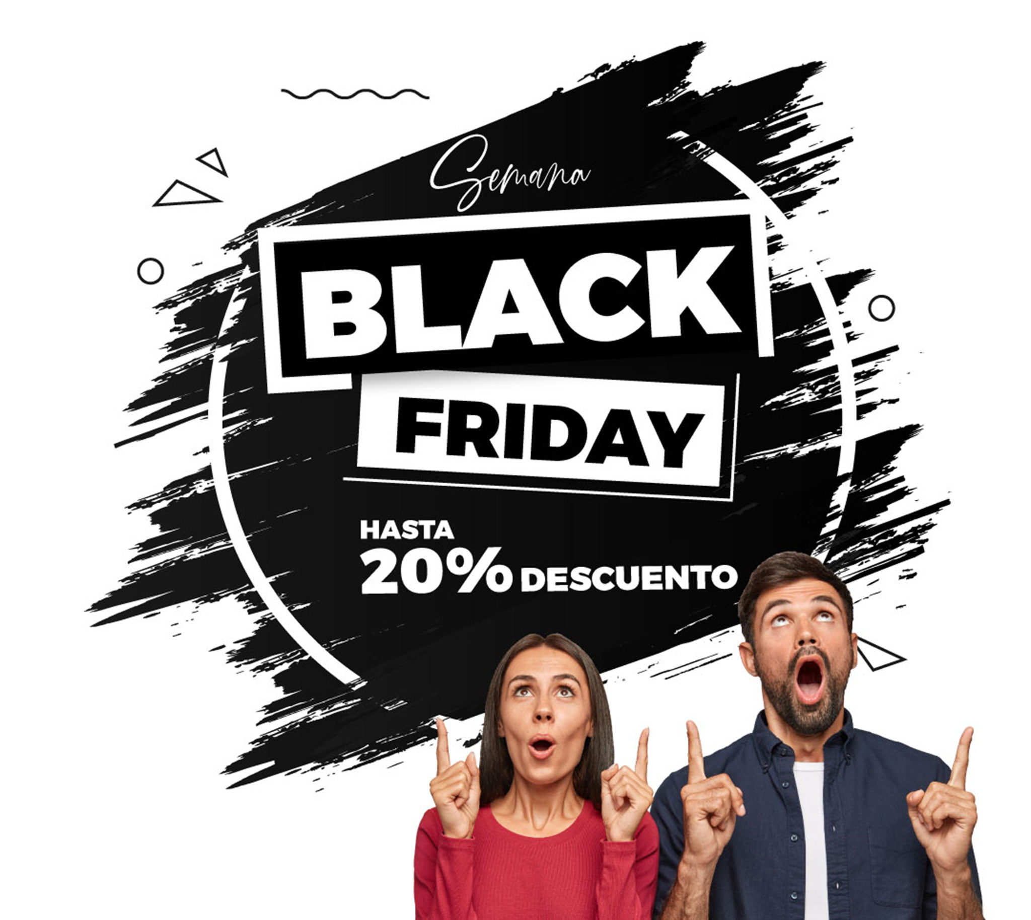 Black Friday en Electrodomésticos Pineda