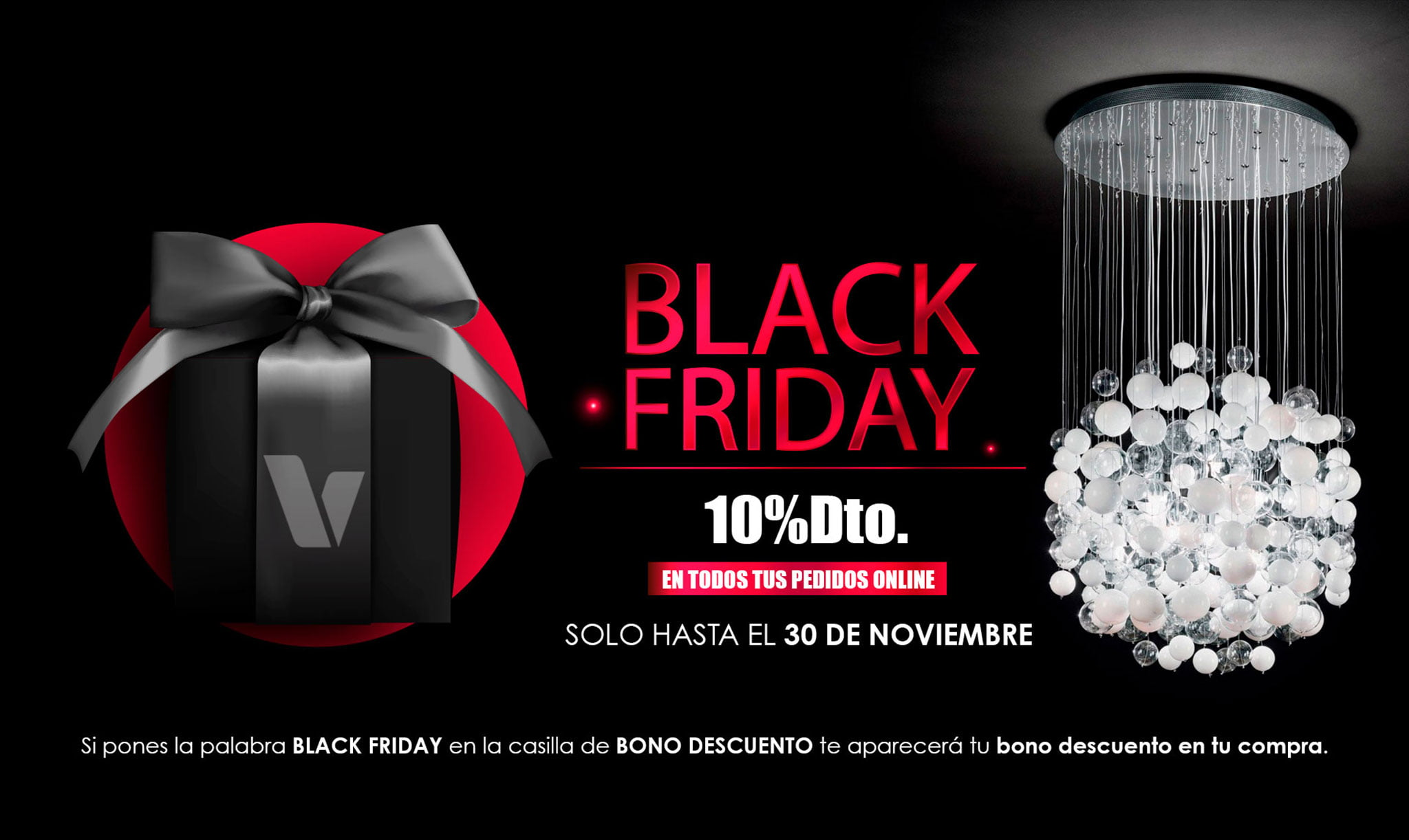 Black Friday en Vimaluz