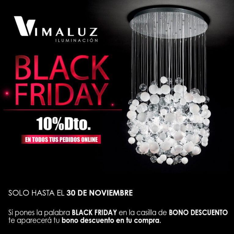 Campaña Black Friday en Vimaluz