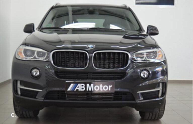 BMW X5 - AB Motor