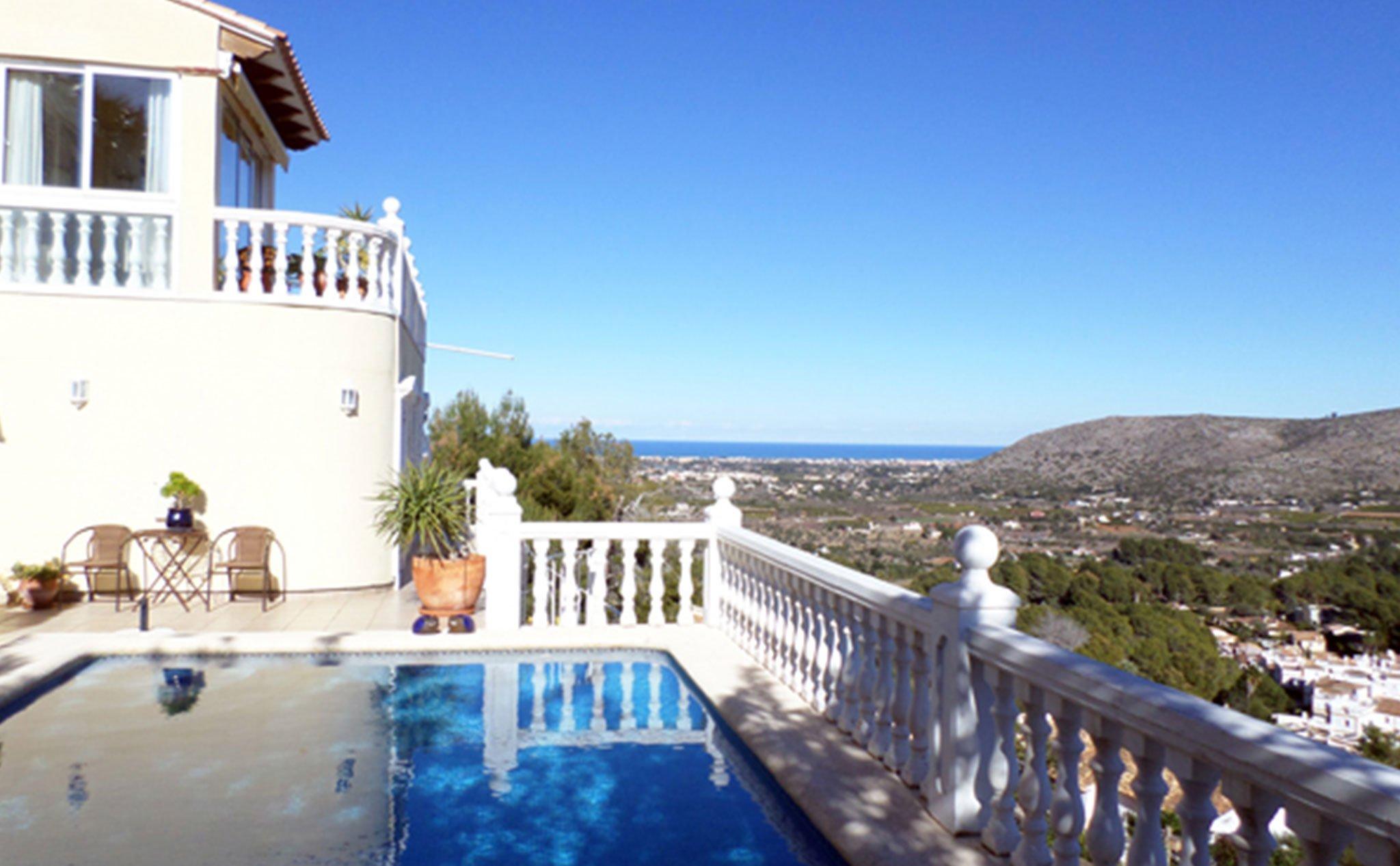Villa en venta junto al campo de golf La Sella – Promociones Denia, S.L.