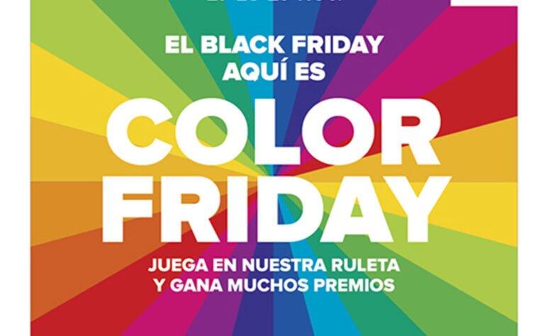 Color Friday - Portal de la Marina