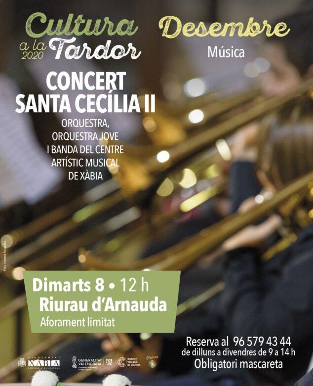 Imagen: Concierto Santa Cecilia del CAM