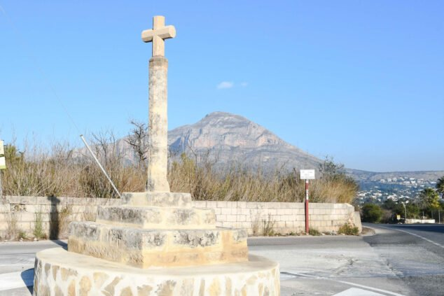Imagen: La Cruz de Armella de Jávea