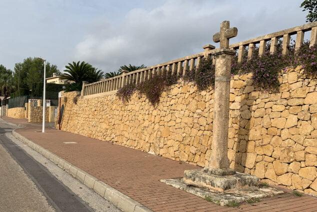 Imagen: Creu del Camí Vell de la Mar de Xàbia